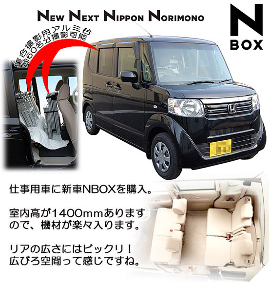 Office y-two仕事車N BOX